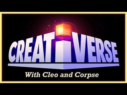 Creativerse - 01 - A home of our own