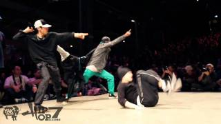 Hip Opsession 7  Bboy & Bgirl Battle 2011 | YAK FILMS + FUSIK Music
