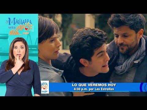 Y mañana será otro día...mejor | Avance de 22 mayo | Hoy - Televisa