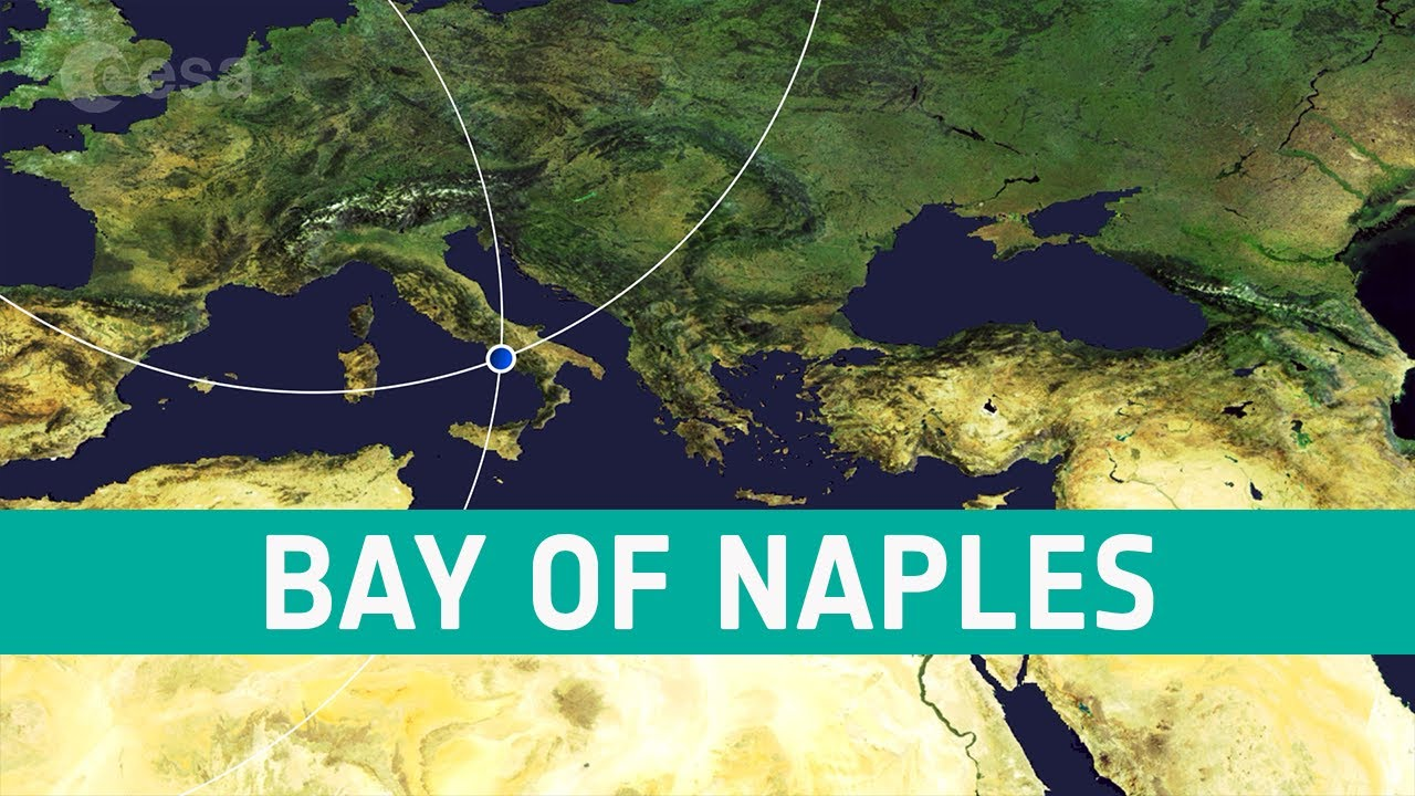 Earth from Space: Bay of Naples
