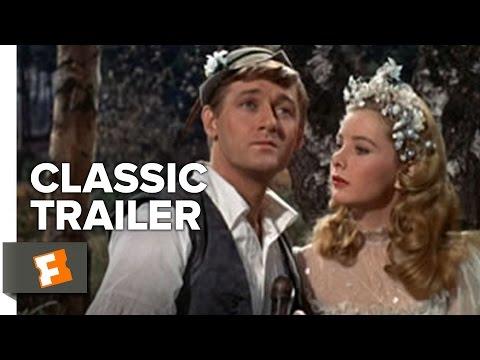 Tom Thumb 1958    Russ Tamblyn, Peter Sellers Movie HD