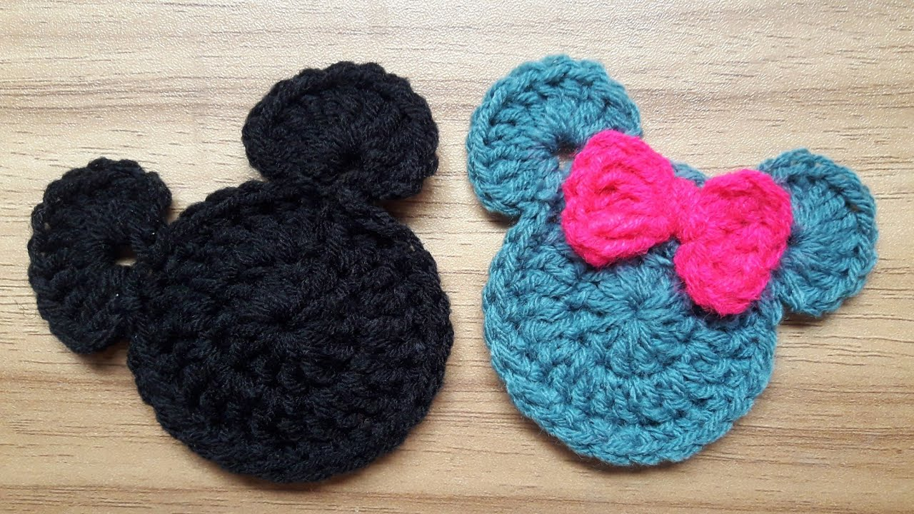 Crochet Baby Booties Minnie Mouse Booties Free Crochet Pattern... | 720x1280