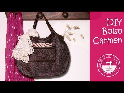 Bolso Carmen, un tote con secretos en su interior