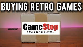 Buying $100 Worth Of Retro Games From Gamestop. Has It Gotten Any Better? | Mvg