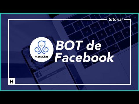 Haz Post Virales Con El BOT De Messenger (Facebook)  I Haciendola.com