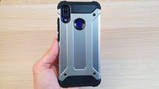 Противоударный Чехол на Redmi Note 7 - ему не Страшны Падения. Выбрать Смартфон Ударопрочный