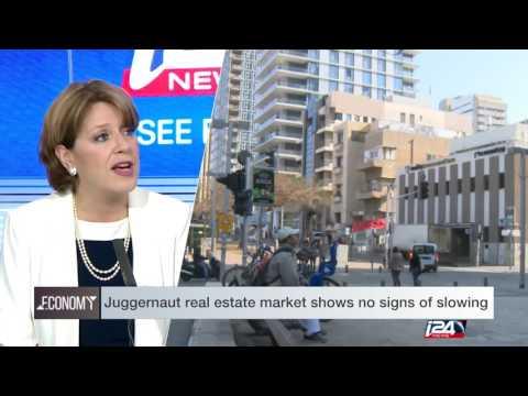 Dr. Nadine Baudot-Trajtenber, Deputy Governor of Bank of Israel, in an interview with i24 news