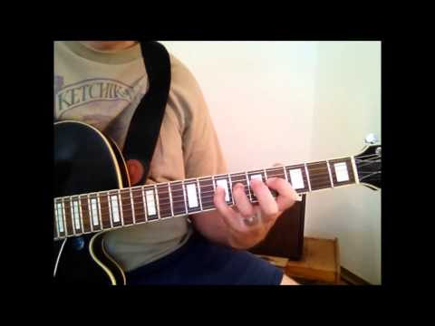 'You Shine' by Brian Doerksen - How to play on electric guitar mp3