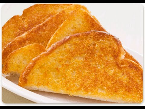 HOW TO MAKE SIZZLER CHEESE TOAST - Greg's Kitchen - YouTube