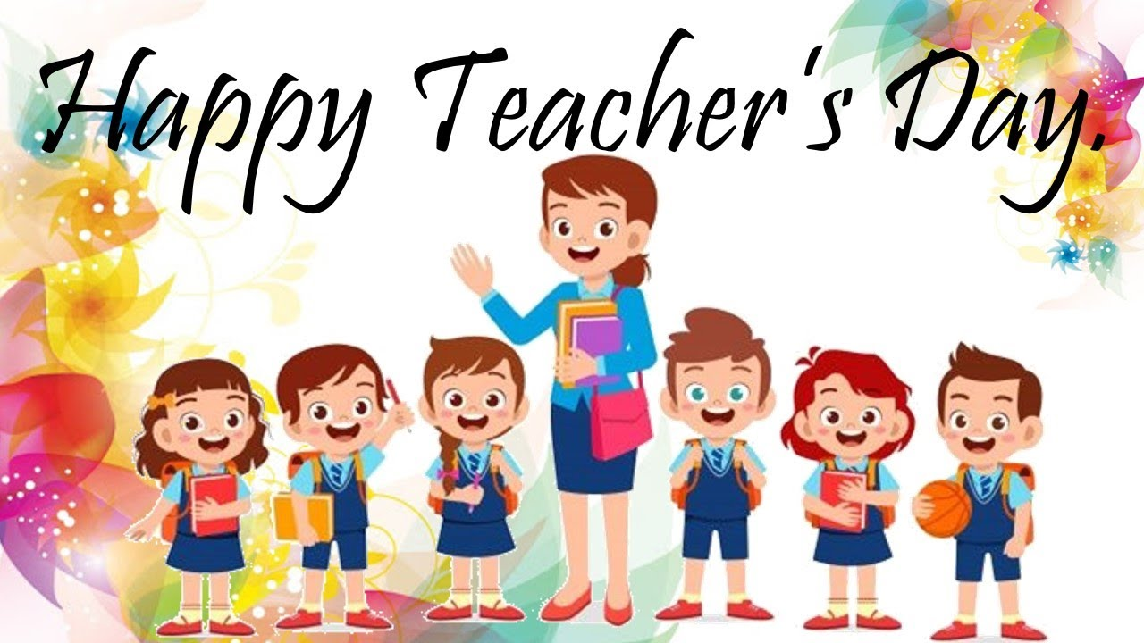 Happy Teacher's Day | WhatsApp status video 2021|with a beautiful message|Facebook Status| Instagram - YouTube