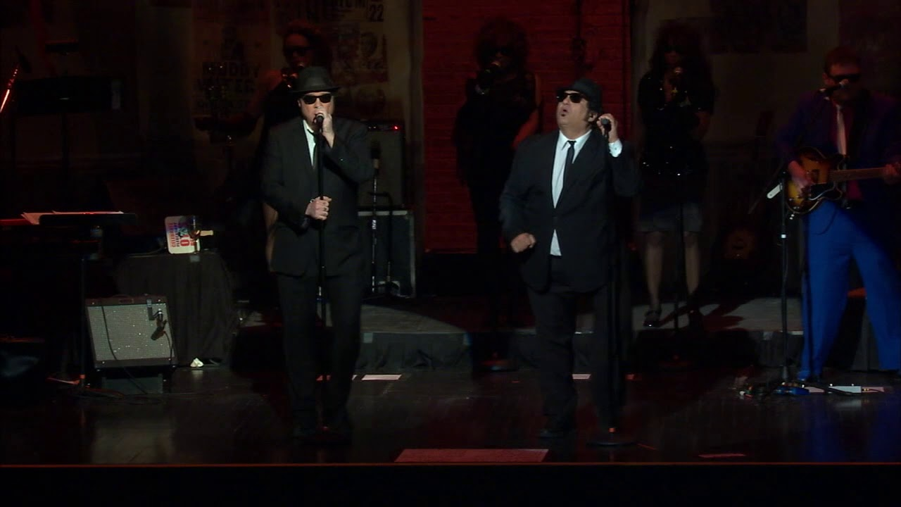 OFFICIAL BLUES BROTHERS REVUE 60 SECONDS