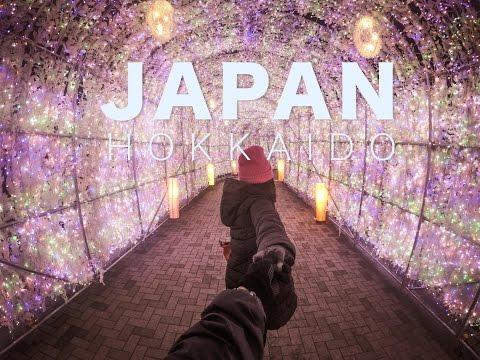White Christmas - Hokkaido 2016 | GoPro Hero