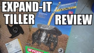 Tiller Cultivator Attachment Review for Weed Trimmer Expand it