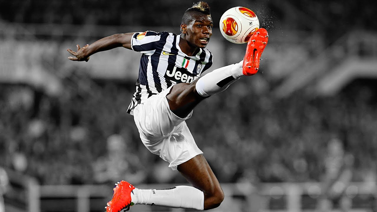 Paul Pogba ★ I'm On One ★ Goals And Skills For Juve