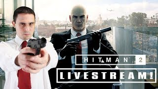 HITMAN 2 LIVE! | 2J