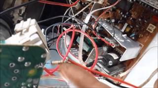 cara perbaiki tabung tv rusak