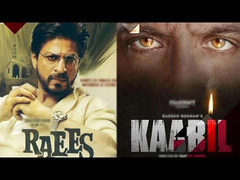 Confirmed 'Raees' & 'Kaabil' to CLASH at box office | Bollywood News