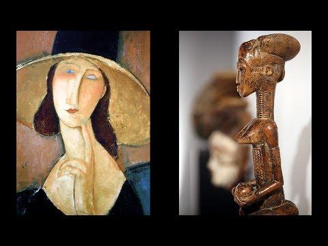 Modigliani e l'Art Négre