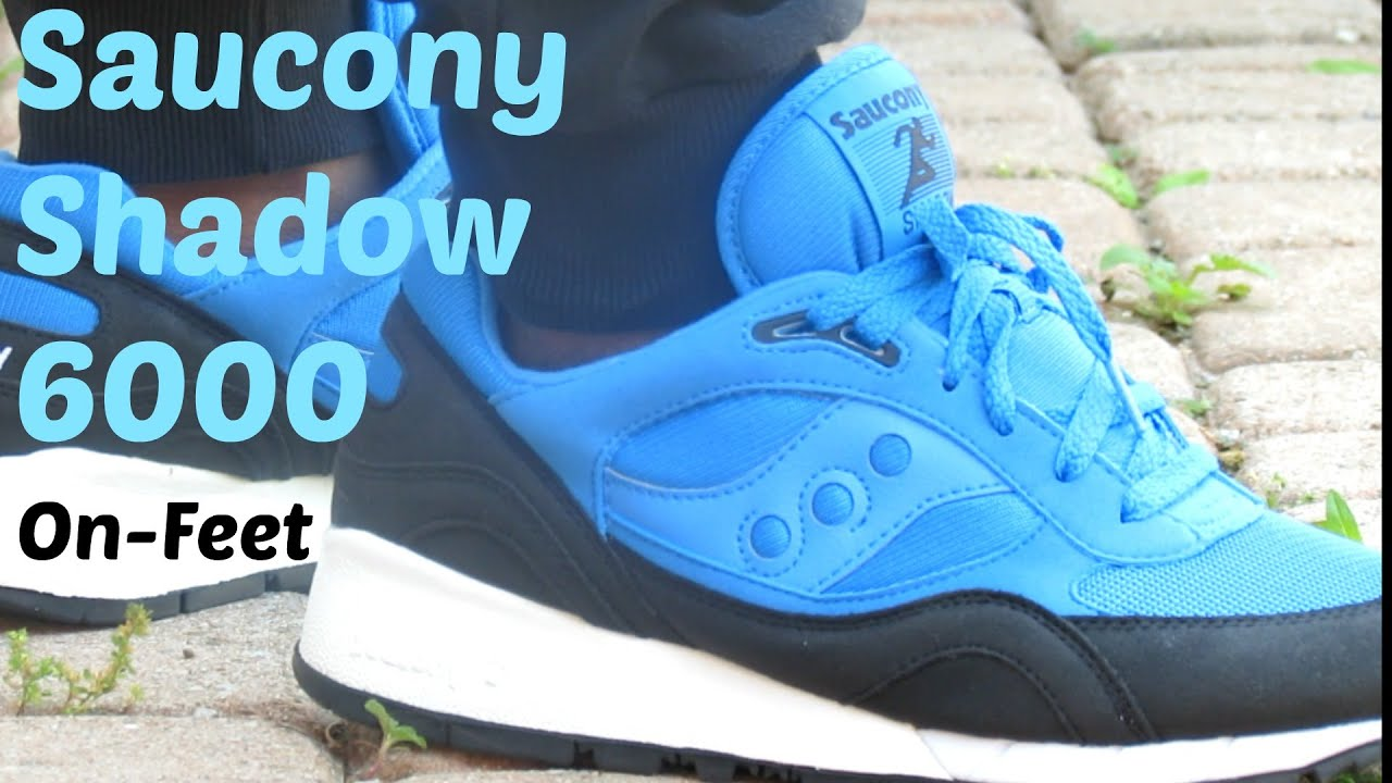 saucony 6000 betta pack