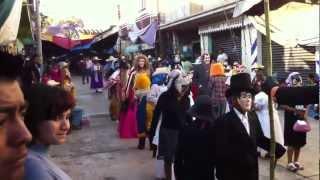 Carnaval 2013 danza de los rubios