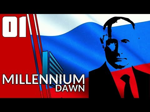 The Power Of Putin || Ep.1 - Millennium Dawn Russian Federation HOI4 Gameplay