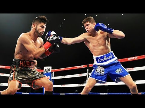 Jorge Linares Vs Luke Campbell