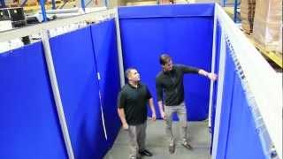 Lead Curtain Customization by Infab