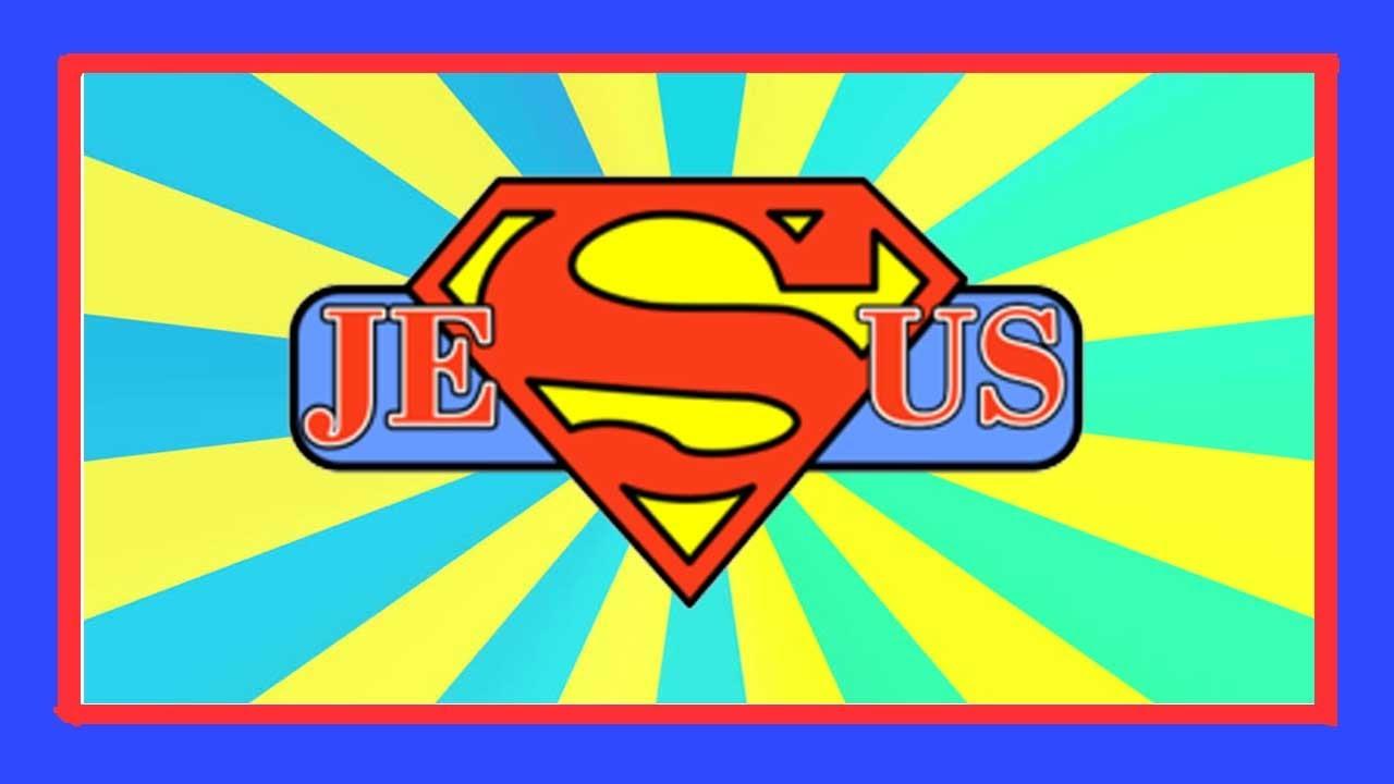 Jesus es mi Superheroe por Siempre