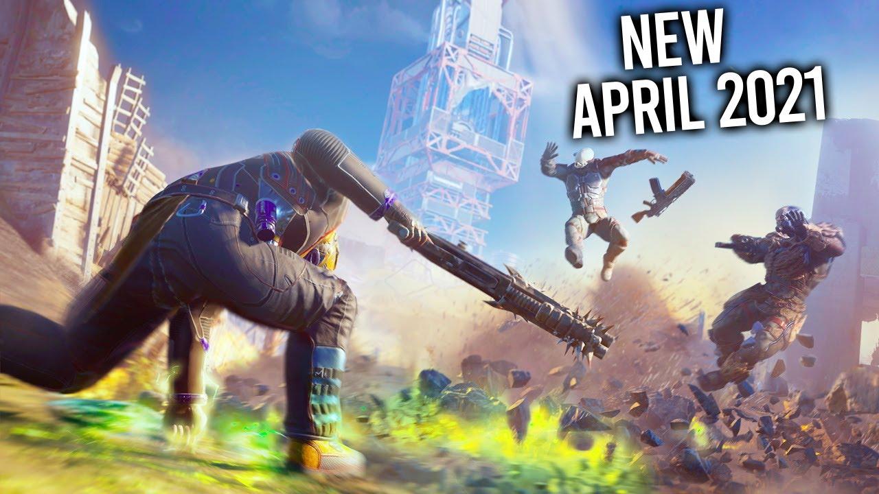 Download Top 10 New Games of April 2021