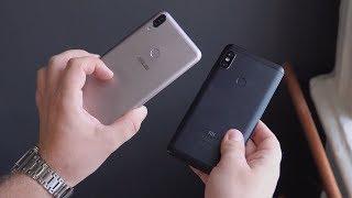 ASUS Zenfone Max Pro M1 vs Xiaomi Redmi Note 5: сравнение начинается!