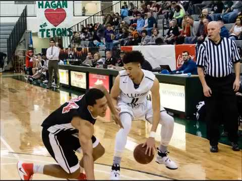 Jamil Jackson - Williston State College 2016-2017 Conference Season Highlights