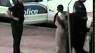 police plant drugs on homeless black woman