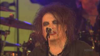The Cure - Wrong Number (Charlotte, June 16th 2008)