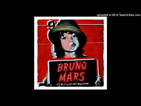 Bruno Mars  Somewhere In Brooklyn Audio