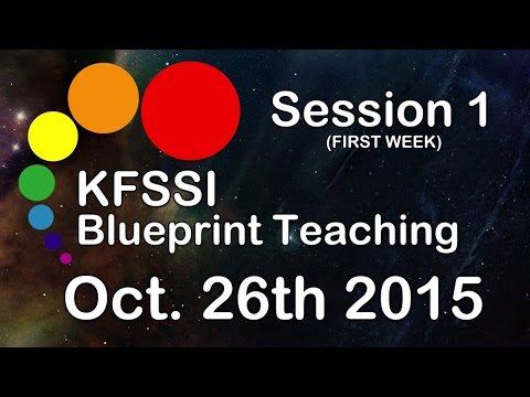 Kfssi blueprint teaching hd session 1 youtube kfssi blueprint teaching hd session 1 malvernweather Choice Image