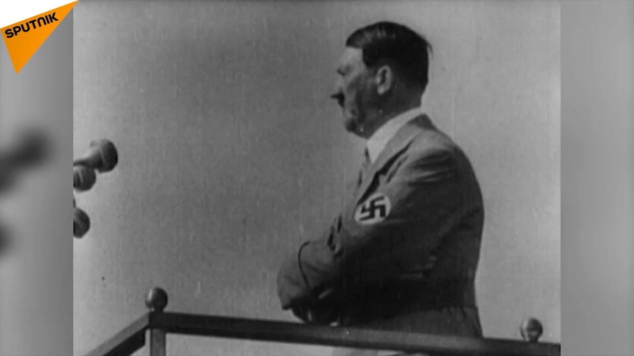 1939年9月1日、第2次世界大戦の火蓋は切って落とされた - YouTube