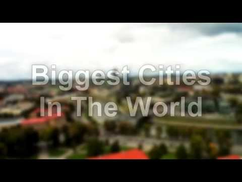 Top 10 Biggest Cities In The World (By Population) 2015