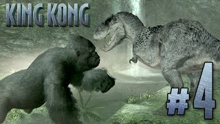 KING KONG VS V.REX!!! : Peter Jackson