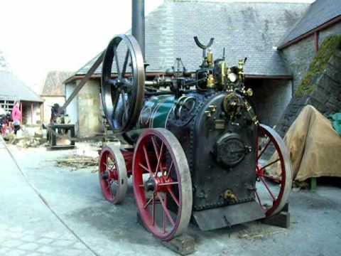 Vinogradov: Do not stir up memories (steam engine at Beamish Museum)