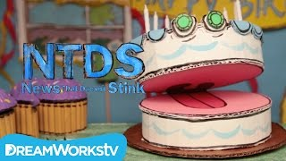 This Video Is Unavailable.     This Birthday Cake Is Insane! | News That Doesn't Stink