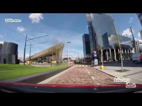 Roadmovie: Rotterdam CS - Kubuswoningen - Rijnhaven