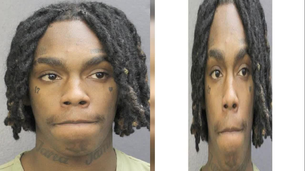 Florida rapper YNW Melly could face death penalty in fatal shooting of 2 rising rap star 'best friends': report