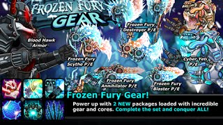 =ED= Frozen Fury part 2 (Exile)
