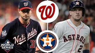 Washington Nationals vs. Houston Astros Highlights | World Series Game 7 (2019)