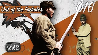 British Deserters, Sword Fights, and Poison Gas - WW2 - OOTF 016