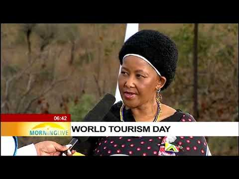 Tokozile Xasa on tourism in South Africa