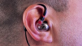 Sennheiser IE 400 PRO Review - Fantastic In-Ear Monitors!