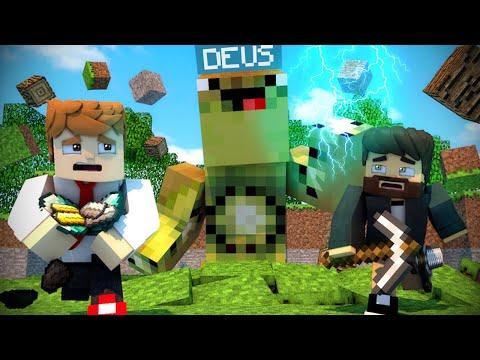 minecraft mas o kiwi tem poderes