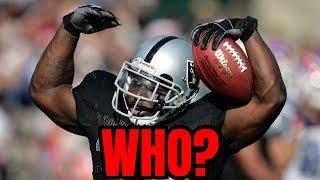 10 NFL Running Backs YOU DIDN'T KNOW had 1000 Yard Seasons