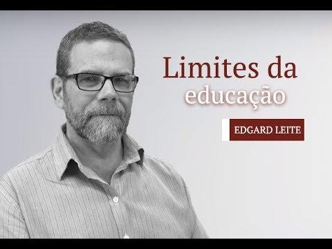 Dois minutos com Edgard Leite: Educação no Brasil